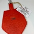 Borsa porta premietti e rotolo di sacchetti realizzata in Pinatex